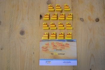 LEGO duck challenge